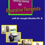 Getting Started for Reparative Therapists - ½ cover